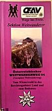 Österreichischer Weitwanderweg 04…