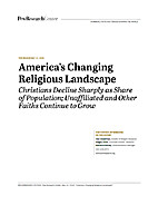 America's Changing Religious Landscape by…