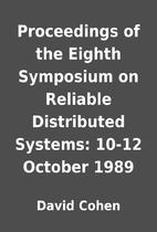 Proceedings of the Eighth Symposium on…