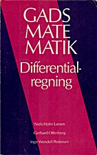 Differentialregning by Niels Holm Larsen