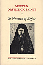 St. Nectarios of Aegina (Modern orthodox…