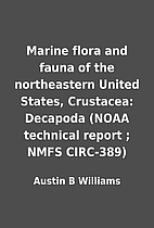 Marine flora and fauna of the northeastern…