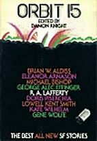 Orbit Fifteen by Damon Knight