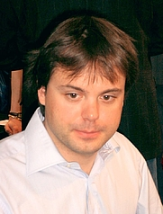 Author photo. Wikipedia user <a href=&quot;http://commons.wikimedia.org/wiki/User:Dinkley&quot;>Dinkley</a>