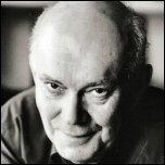 Author photo. Alan Ayckbourn Photo: Michael Winner