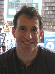 Author photo. Credit: Sharon Aperto, Sept. 28, 2008, Children's Book Day, Tarrytown, NY (image use requires permission)