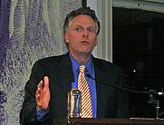 Author photo. Credit: David Shankbone, 2007, New York City