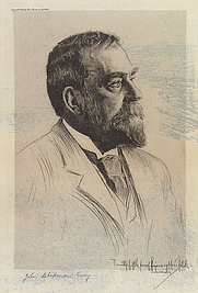 Author photo. John Chipman Gray: Etching by Otto J. Schneider after a photograph by Garo, 1907. Wikimedia Commons.