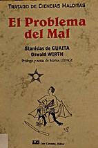 Problema del mal, el by Oswald Wirth,…