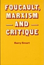 Foucault, Marxism, and critique by Barry…