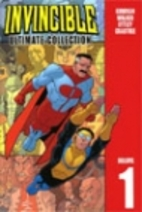 Invincible: The Ultimate Collection, Vol. 1…