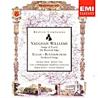 Orchestral Songs by Elgar