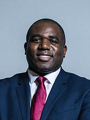 Author photo. UK Parliament official portrait of David Lammy, 2017.