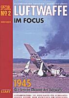 Luftwaffe im Focus Spezial No 2: Rare and…