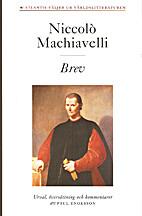 Brev by Niccolò Machiavelli