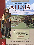 The Siege of Alesia by Richard Berg