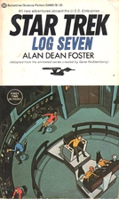 Star Trek: Log Seven by Alan Dean Foster
