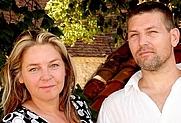 Author photo. ESCOBER (Esther and Berry Verhoef)