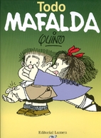 Toda Mafalda by Quino