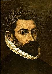 Author photo. El Greco (1541-1614)