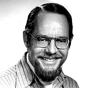 Author photo. Don E. Wilhelms in 1972 [credit: USGS]