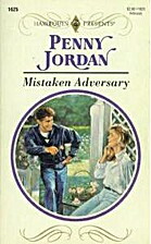 Mistaken Adversary by Penny Jordan