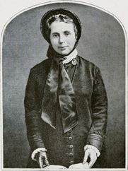 Author photo. Image from <b><i>The life of Catherine Booth : the mother of the Salvation Army</i></b> (1892) by Frederick Booth Tucker