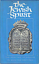 The Jewish Spirit the heritage of Judaism in…