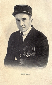 Author photo. Image from <b><i>&quot;En l'air!&quot; (In the air) Three years on and above three fronts</i></b> (1918) by Bert Hall