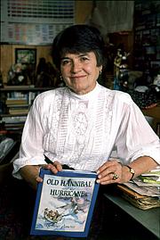 Author photo. Bertheamoss.com