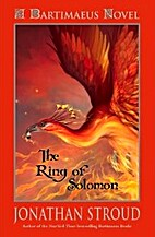Bartimaeus: The Ring of Solomon by Jonathan…