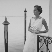 Author photo. Photo by Roloff Beny, Hotel Cipriani, Venice, 1957 <br>(Credit: Roloff Beny/Library and Archives Canada/<br>PA-193744)