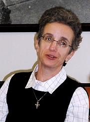 Author photo. Woodstock Theological Center