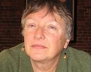 Author photo. Kay Keppler