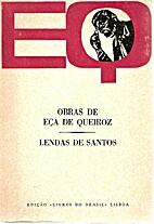 Lendas de Santos (obras de Eça de Queiroz)…
