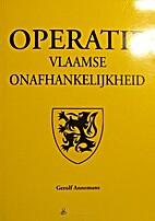 Operatie Vlaamse onafhankelijkheid -…