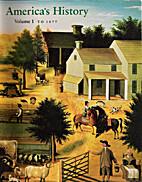 America's History America's History, Volume…