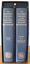 The Oxford English Dictionary by Oxford…