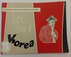 Let's Look at Korea by Kathleen Wallis