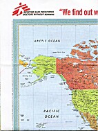 World map by Rand McNally