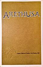 Arethusa (vol 18 no 1)