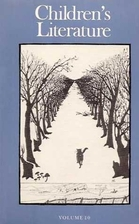 Children's Literature: Volume 10 by…