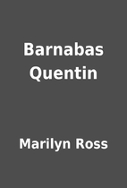 Barnabas Quentin by Marilyn Ross
