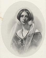 Author photo. Sara Coleridge, 1830, by Richard James Lane. Wikimedia Commons.