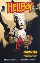 Hellboy: Makoma #1 by Mike Mignola