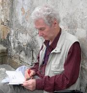 Author photo. Photo by Sarah Handler