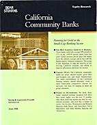 (bank) California Community Banks