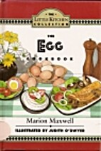 The Egg Cookbook (The Little Kitchen…