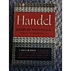 Handel by Herbert Weinstock