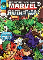 The Mighty World of Marvel # 325